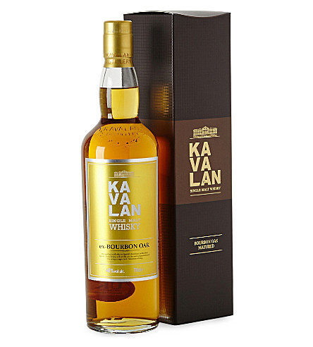 WORLD WHISKEY Kavalan bourbon oak 700ml