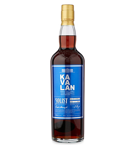 WORLD WHISKEY Kavalan Vinho Barrique 700ml