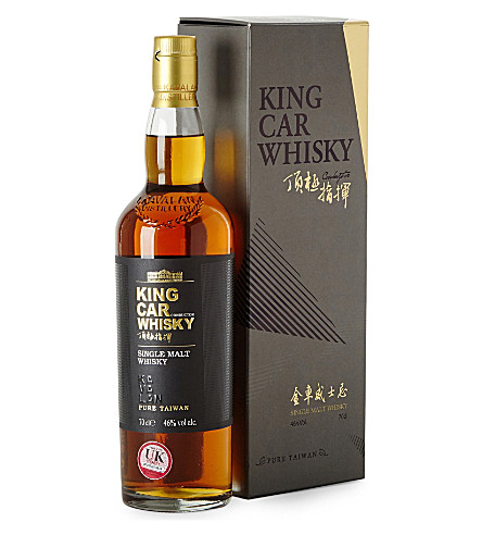 WORLD WHISKEY Kavalan king car 700ml