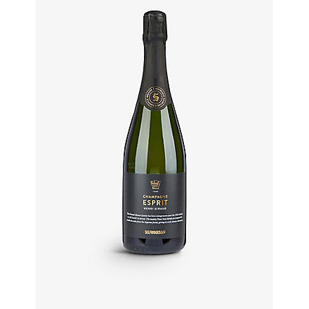 SELFRIDGES SELECTION Esprit Brut NV 750ml