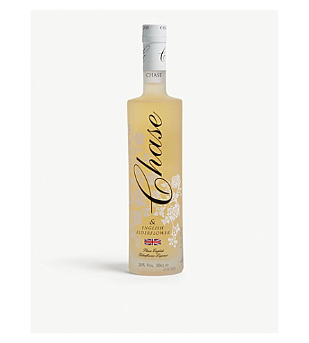 CHASE Elderflower liqueur 200ml