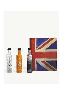 CHASE Union Jack trio gift set 3 x 50ml