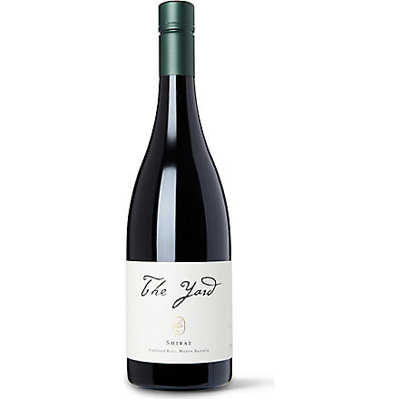 The Yard Acacia Shiraz 750ml