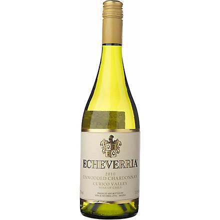 ECHEVERRIA Unwooded Chardonnay 750ml