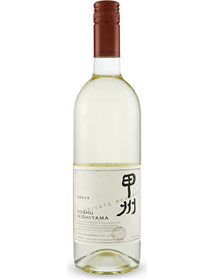GRACE Koshu Hishiyama Private Reserve 750ml