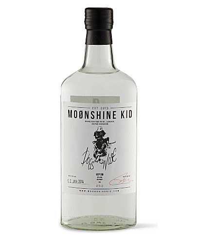 MOONSHINE KID Dogs Nose Hop Gin 700ml