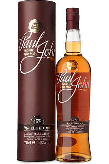 PAUL JOHN Edited single malt whisky 700ml