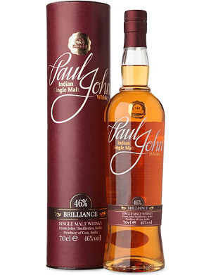 WORLD WHISKEY Brilliance single malt whisky 700ml