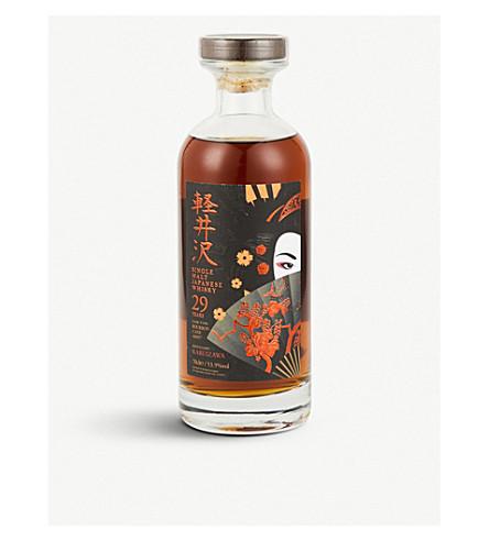 WHISKY AND BOURBON Karuizawa 29 year-old single-malt whisky 700ml