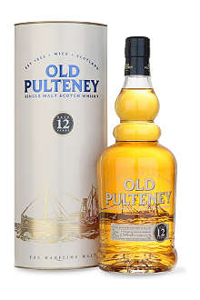 OLD PULTENEY 12 Year-Old Single Malt Scotch Whisky 700ml