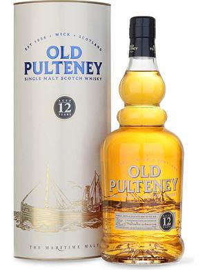 HIGHLAND 12 Year-Old Single Malt Scotch Whisky 700ml