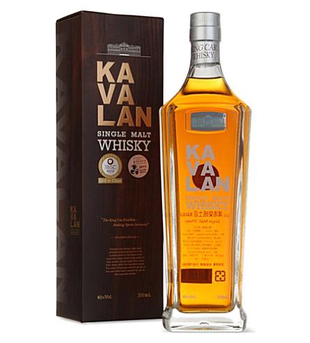 WORLD WHISKEY 噶单麦芽威士忌700毫升