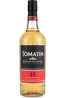 15 year old Scotch whisky 700ml