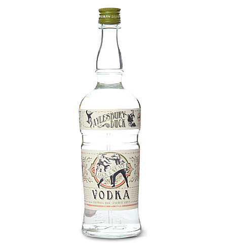THE 86 COMPANY Aylesbury Duck vodka 700ml