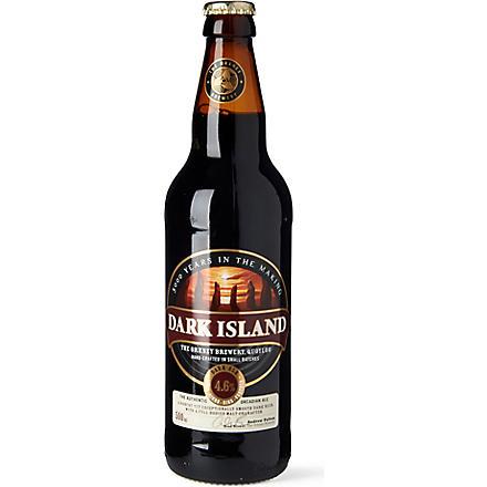 ORKNEY BREWERY Dark Island beer  500ml
