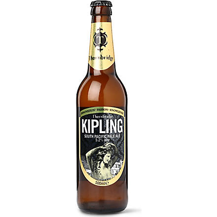 THORNBRIDGE Kipling South Pacific Pale Ale 500ml