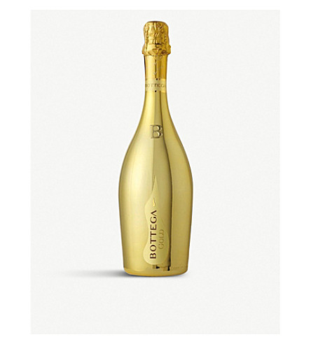 DISTILERIA BOTTEGA Bottega Gold prosecco 750ml