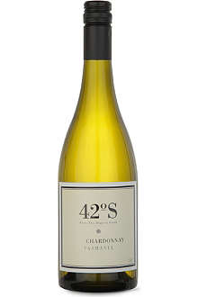 NONE 42 Degrees South Chardonnay 750ml