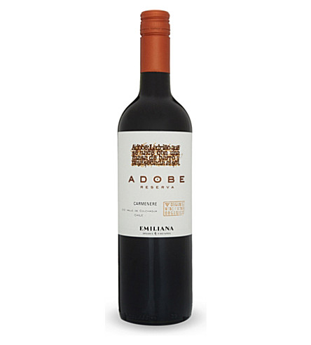 CHILE Adobe carmenere 750ml