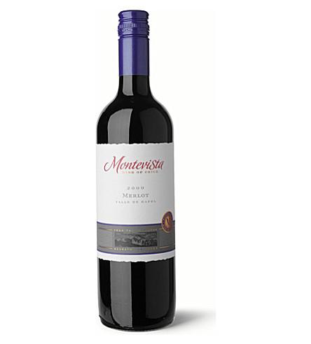 MONTEVISTA Montevista Merlot 750ml