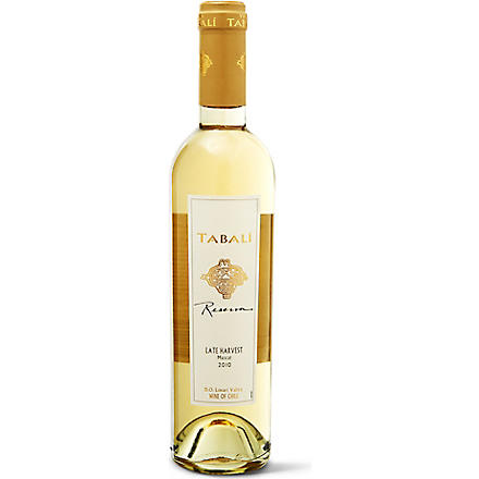 TABALI Late Harvest Muscat 375ml