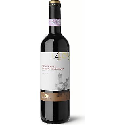 FONTELELLERA 1489 Vino Nobile Montepulciano Fontelellera