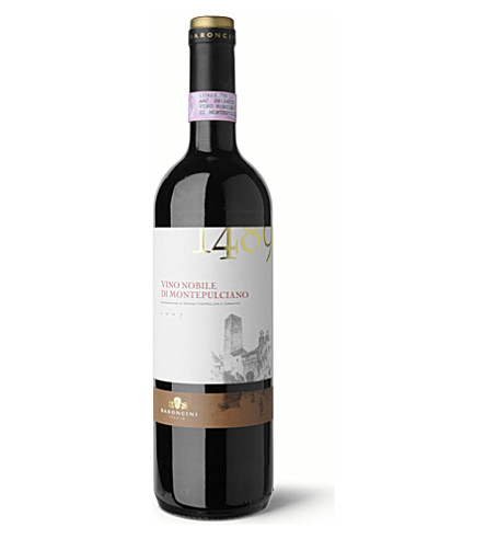 TUSCANY 1489 Vino Nobile Montepulciano Fontelellera