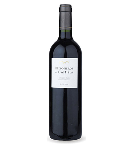 SPAIN Mesoneros de Castilla Roble 750ml