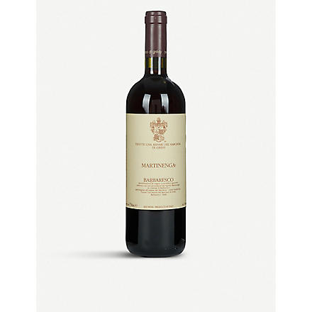 MARCHES DI GRESY Barbaresco Martinenga 750ml