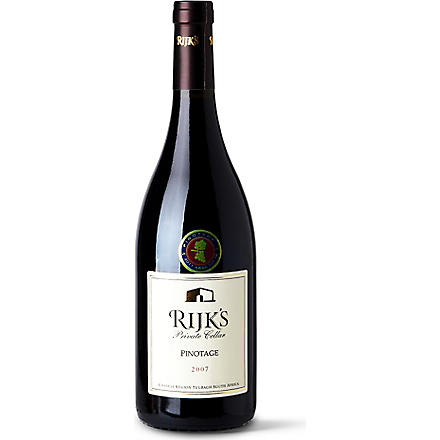 RIJK'S Private Cellar Pinotage 750ml