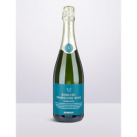 SELFRIDGES SELECTION Sparkling English Brut 2008 750ml