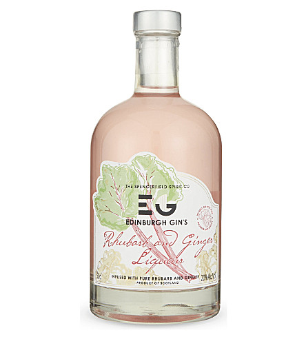 APERITIF & DIGESTIF Rhubarb and ginger liqueur 500ml