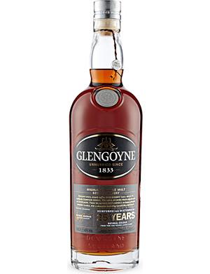 GLENGOYNE Glengoyne 25 year old whisky 700ml