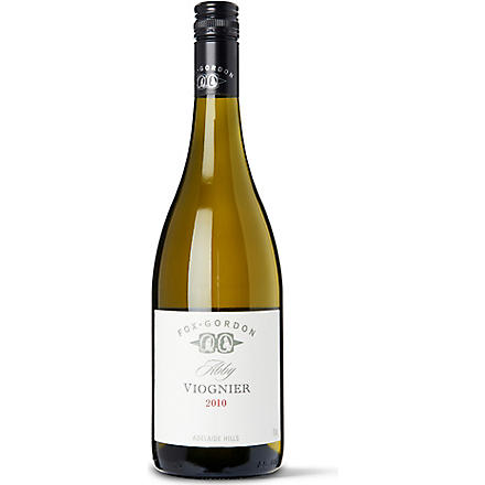 FOX GORDON Abby Viognier 2010 750ml