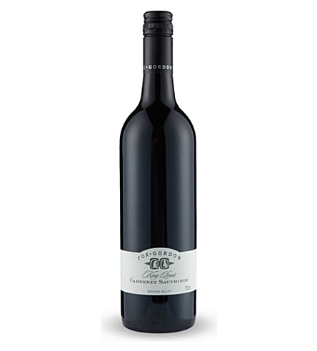 AUSTRALIA King Louis cabernet sauvignon 750ml
