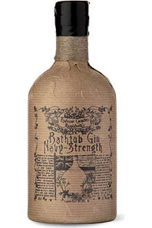 MASTER OF MALT Navy-Strength Bathtub gin 700ml