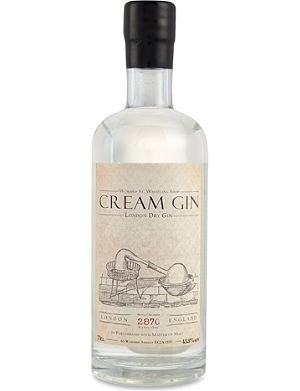 NONE Cream Gin 700ml