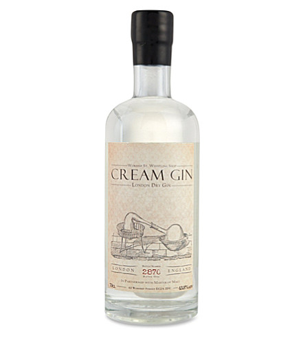 GIN Cream Gin 700ml
