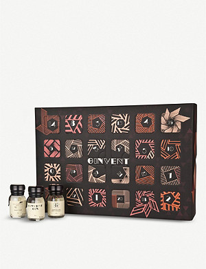 DRINKS BY THE DRAM Ginvent advent calendar 24 x 30ml