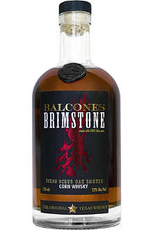BALCONES Brimstone corn whisky 700ml