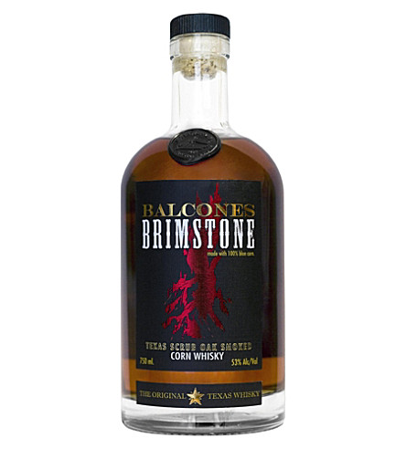 USA Brimstone corn whisky 700ml
