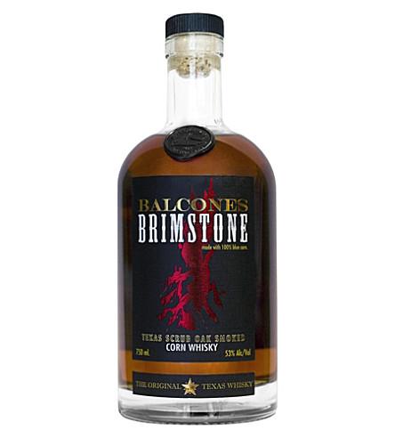 USA Brimstone corn whisky 700ml