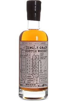 THAT BOUTIQUE-Y WHISKY COMPANY Batch 1 single grain whisky 700ml