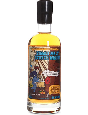 SPRINGBANK Springbank Batch 2 single grain whiskey 500ml