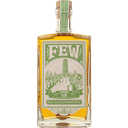 FEW SPIRITS Barrel-aged gin 700ml