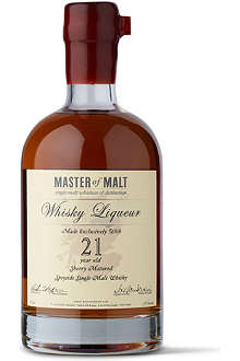 21 year old single malt whisky liqueur 700ml