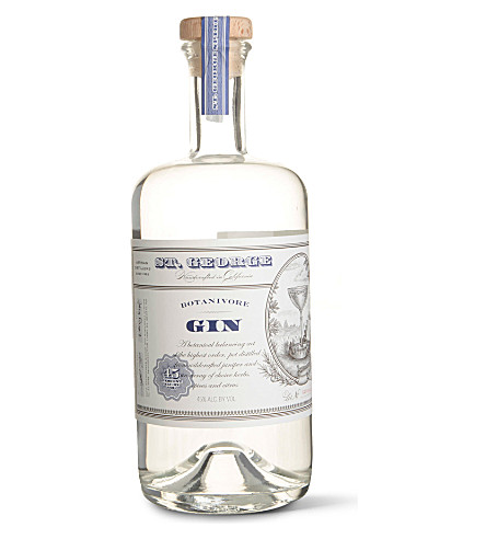ST GEORGE Botanivore gin 700ml