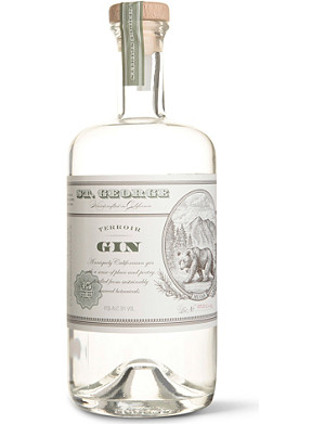 ST GEORGE Terroir gin 700ml
