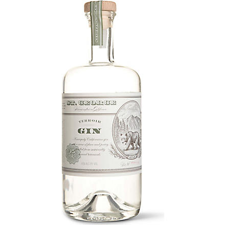ST. GEORGE SPIRITS Terroir gin 700ml