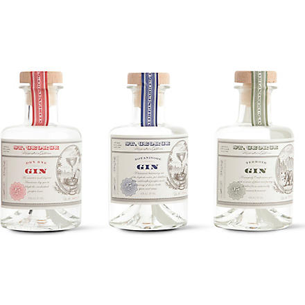 ST. GEORGE SPIRITS Gin triple pack 3 x 60ml